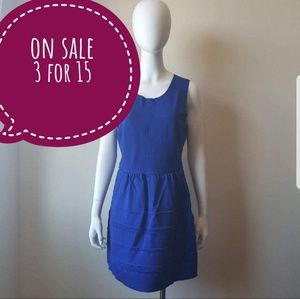 Madwell Royal Blue Dress Size L